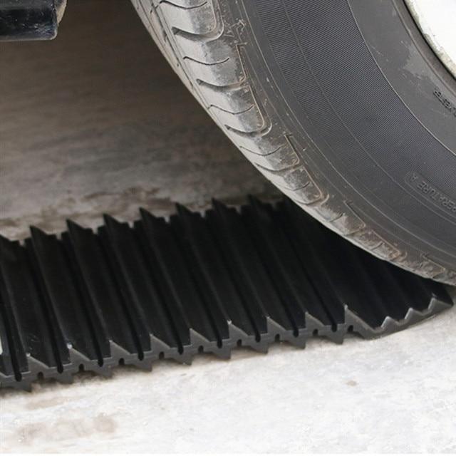 CHUNMU ABS Universal Car Snow Chains Non-slip Tire Anti-skid Pad Automobile Wheel Grip Tracks Mat Auto Winter Accessories