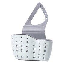 Полезная присоска кухонная губка дренажный держатель полипропиленовая резиновая полка для туалетного мыла Органайзер стеллаж для хранения корзина инструменты для мытья# B5