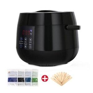 Image 1 - wosk podgrzewacz do wosku Wax Heater Ontharing Machine Wax Warmer Smelter Waxen Kit Professionele Wax Handen Voeten Care Paraffine Chauffe Cire Epileren