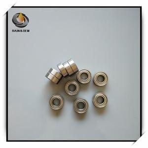 2Pcs S686ZZ CB Air Bearing 6x13x5 mm ABEC-7 Stainless Steel Hybrid Ceramic Bearing DRY Ocean Fishing Reels 686(China)