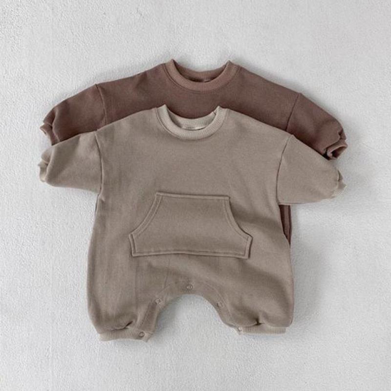 Monos de algodón para recién nacidos, peleles de otoño e invierno para niñas, traje de bebé, ropa para bebés, 2020