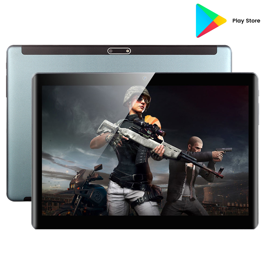 2020 Google Play Android 7.0 OS 10 Inch Tablet 3G Quad Core 32GB ROM 1280X800 IPS Kids Gift Tablets 10 10.1