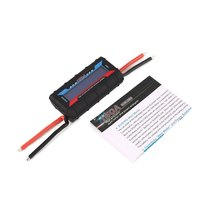 Digital Spannung Power Watt Strom Energy Meter Analyzer Tester Checker für RC Drone Batterie Motor Ladegerät 60V 150A Wattmeter