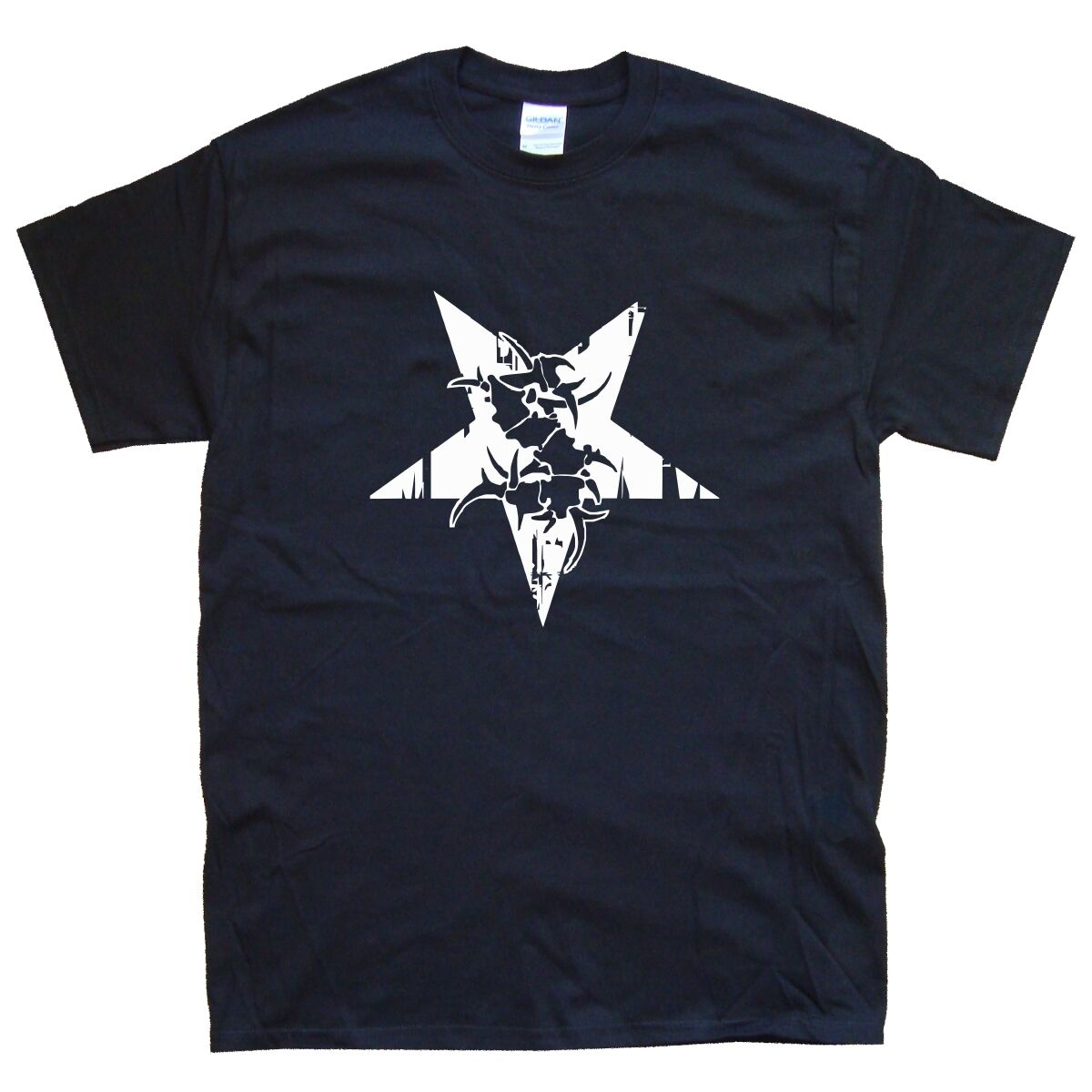 Sepultura Star T Shirt Sizes S M L Xl Xxl Colours Black White