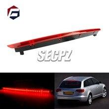 A6 Автомобильный задний светодиодный третий тормозной светильник в сборе для Audi A6 AVANT S6 C6 2005-2011 4F9945097 стоп-светильник