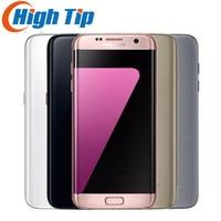 Unlocked Original Samsung Galaxy S7 edge G935F/G935V  4GB RAM 32GB ROM Quad Core 5.5 inch WIFI GPS 12MP 4G LTE Mobile Phone 1