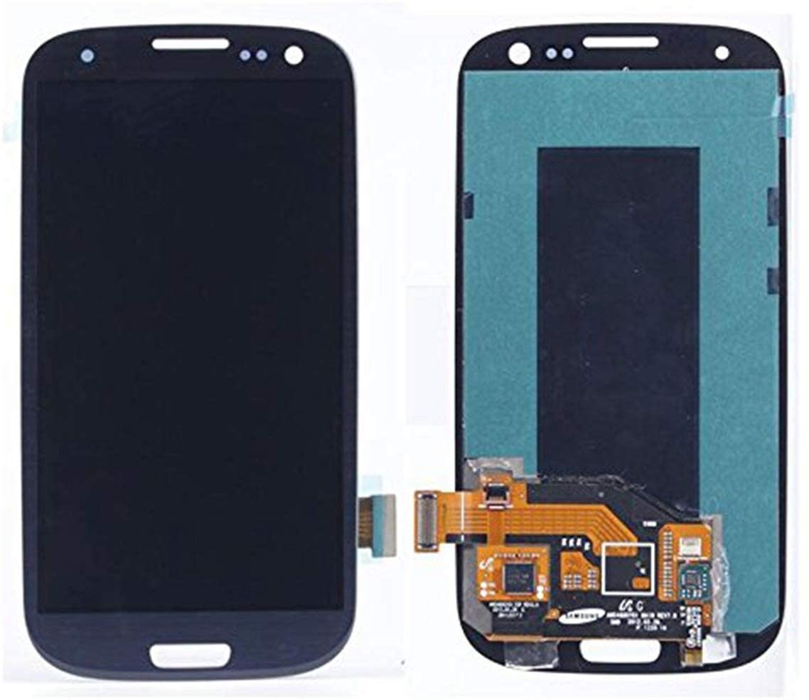 Replacement for <font><b>Samsung</b></font> <font><b>Galaxy</b></font> <font><b>S3</b></font> i9300 i9305 i535 T999 i747 <font><b>LCD</b></font> Display Touch <font><b>Screen</b></font> Digitizer Glass Replacement Full Assembly image