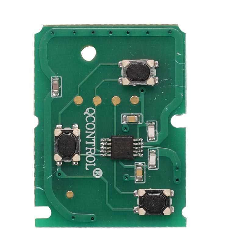 Jingyuqin 3 أزرار سيارة مفتاح بعيد لفورد فوكس 2 فييستا العبور مونديو 433Mhz مفتاح التحكم مفتاح كامل