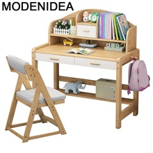 Стул и Play Tavolino Children Scrivania Bambini De Estudo Toddler Adjustable Mesa Infantil Bureau Enfant Study Table for Kids