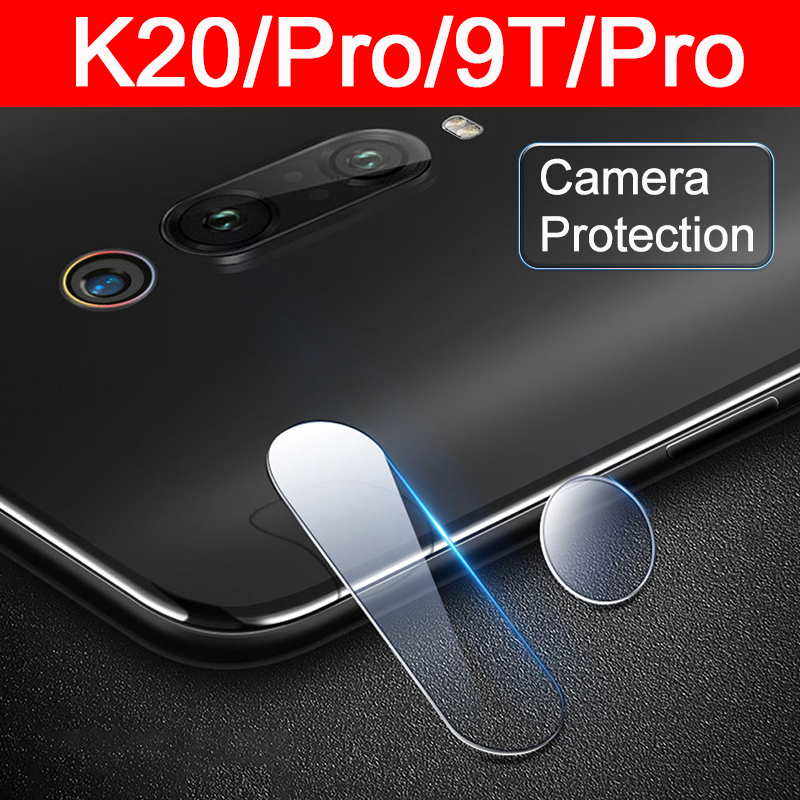 Redmi K20 Camera protector For Xiaomi Mi 9T Pro Len protective Glass On Ksiomi K 20 9 T T9 20K 9tpro k20pro Lens Protection Film(China)
