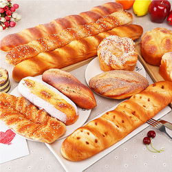 Artificial Fake Bread Ornaments Cake Bakery Craft Kids Kitchen Toy Donuts Doughnuts Simulation Model