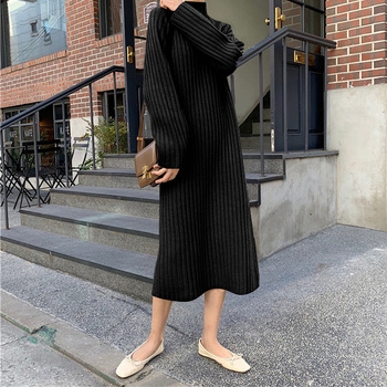 Maternity Dresses for Autumn and Winter 2
