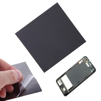 High Conductivity Thermal Pad Heatsink CPU Cooling Pads Synthetic Graphite Piece