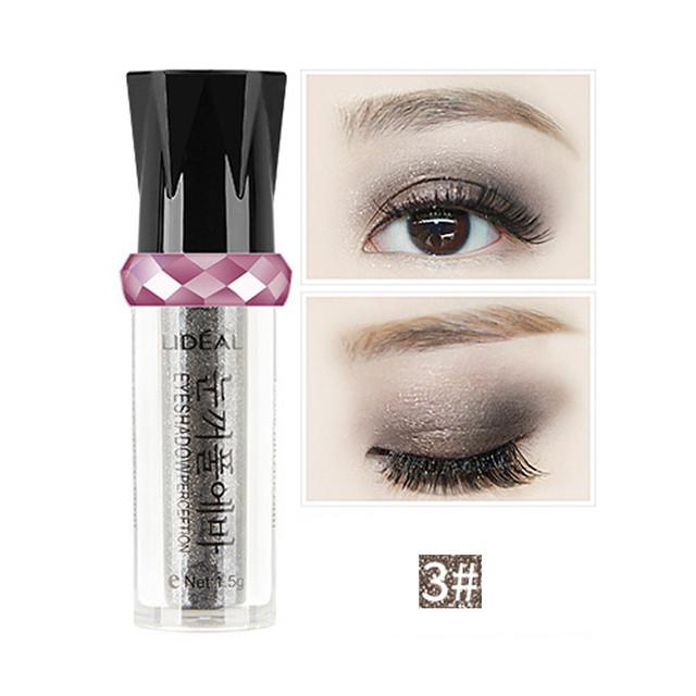 Professional Glitter Eyeshadow Loose Powder Shimmer Metal Sparkling Eye Shadow Fast Easy Eye Makeup Tool