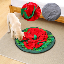 Dog Snuffle Mat Non Slip Pet Feeding Encourages Natural Foraging Skills Durable Washable Nosework For Any Cat