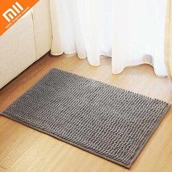 Xiaomi Mijia Super Absorbent Skin Floor Mat Door Mat Toilet Home Mat Bathroom Anti-slip Mat Bathroom Absorbent Carpet Smart home