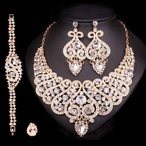 Luxurious Bridal Jewelry...