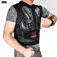 Motorcycle-Jacket Motocross Clothing Protective-Gear Shatter-Resistant-Suit Auto-Racing-Coat