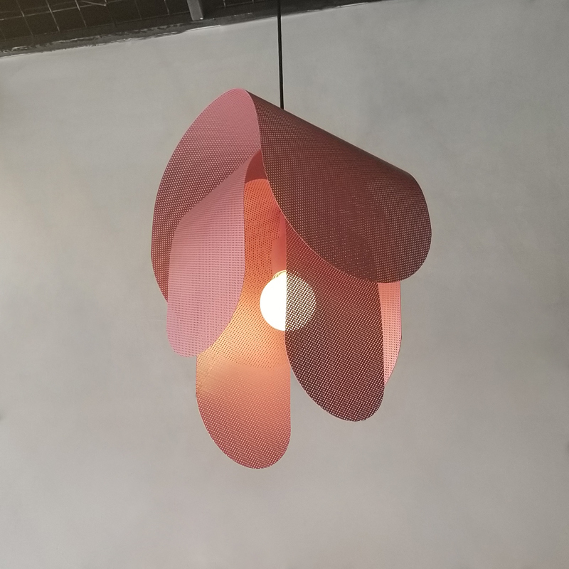 Post-modern Nordic Herringbone Contemporary Pendant Light Living Room Dining Room Dimmable G9 Bulb Hanging Lamps Led Hanglamp