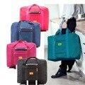 Дорожные складные сумки, сумка для путешествий, водонепроницаемые сумки унисекс, женские сумки для багажа, упаковка кубиков, Большая вмести...