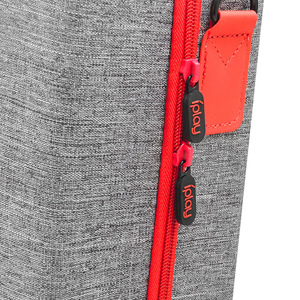 Image 4 - EVA Portable Hard Shell Schutz Lagerung Trage Tasche Große Kapazität Zipper Fall für Nintend Schalter Konsole/Dock/Fitness ring
