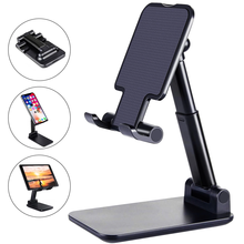 Novo suporte do telefone móvel de mesa para iphone ipad suporte standfor iphone xiaomi samsung huawei tablet portátil standdesk celular