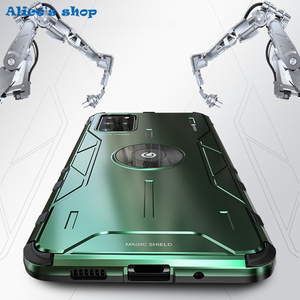 Image 3 - Full Protection Shockproof Hybrid Silicone Aluminum Metal Case For Samsung Galaxy S20/ Plus/ Ultra Luxury Armor Hard Cover Case