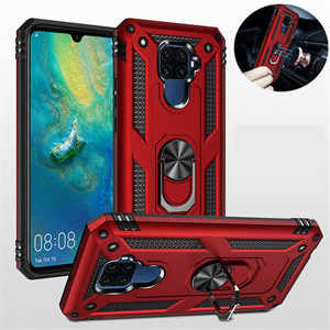 Heavy Duty Armor Case For Huawei Mate 30 Pro 20 Car Ring Holder Cover For P20 Lite P Smart Z Honor 8S 8A Y5 Y6 Y7 Y9 Prime 2019
