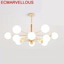Colgante Moderna Vintage Home Gantung European Nordic Pendelleuchte Lampen Modern Luminaria Deco Maison Loft Pendant Light