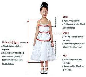 Image 5 - Платья для девочек с аппликацией в виде бабочки, платья для девочек с аппликацией, платья для первого причастия, Детские платья для выпускного вечера