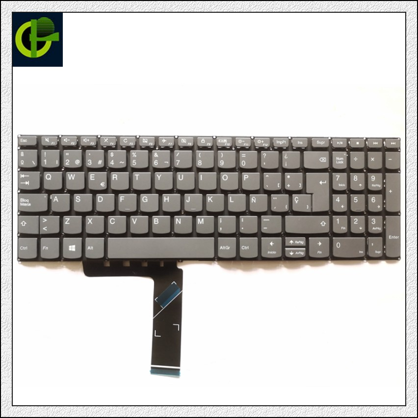 Zahara Laptop US Keyboard with Backlit Replacement for Lenovo IdeaPad S340-15API S340-15 S340-15IML S340-15IWL