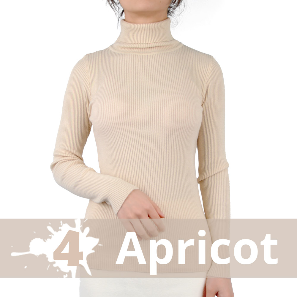2021 Autumn Winter Thick Sweater Women Knitted Ribbed Pullover Sweater Long Sleeve Turtleneck Slim Jumper Soft Warm Pull Femme 21