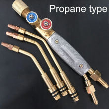 Rotary Gas Welding Torch Oxy Acetylene Propane Welding Gun