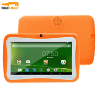 UNIWA Children 7 Inch Q704 Tablet Smartphone 1G 8G Allwinner A33 Quad Core Android OS Educational Kids Tablet PC Mobile Phone