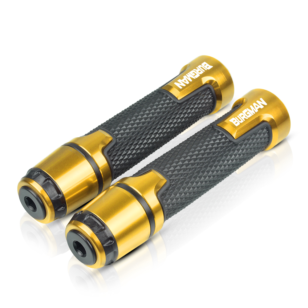 For SUZUKI Burgman Motorcycle Street & Racing Moto Racing Grips Motorcycle Handle And Ends Handlebar Grip