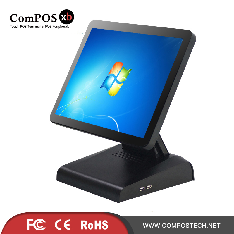 15 Inch Retail Touch Screen Pos System low Price Point Of Sale commercial All In One Pos Terminal