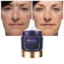 Breylee Night Day Cream Retinol Firming Face Cream Lifting Anti-aging Remove Neck Wrinkles Hydration Whitening Serum Skin Care