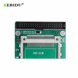kebidu CF to IDE Compact Flash Card Adapter Bootable 40pin CF to IDE 3.5