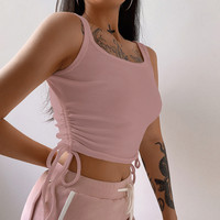 Pink-vest