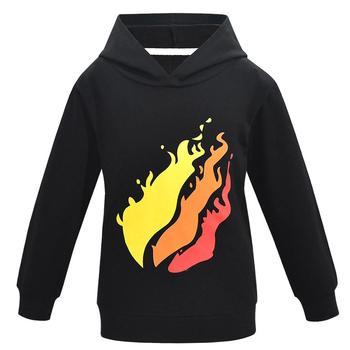 Kids Clothes Teenage Girl Boys Hoodies T Shirt Modis Tops Fall Infantil Roupa Menina Moletom Children Sweatshirts Menino Moleton 1