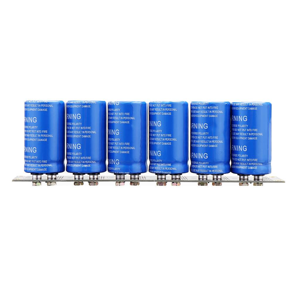 10x Schwarz 2.7V Farad Kondensator 500F 35 60MM Super 2.7V//500F Set Lot