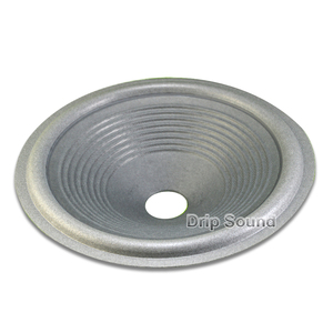 """Image 4 - 10"""" inch 250mm 35.5mm Core Speaker Cone Paper Basin Woofer Drum Paper Foam Edge Trumper Bass Repair Parts #3"""