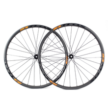 650b  Asymmetric  XC Trail All Mountain MTB carbon wheels - WM-i25A-7-N