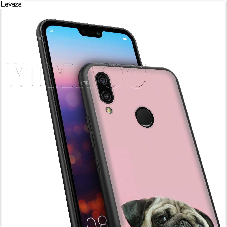 Lavaza Vida Pug Case for Huawei Companheiro 30 Honra Nova Vista 20 9X P20 Y9 5i P Z Inteligente Prime além de Lite Pro 2019