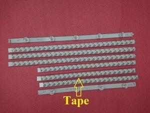 Image 2 - 8 PCS LED תאורה אחורית רצועת עבור LG 39LN5700 39LN5757 39LA616V 39LA621V 39LA620S 39LN5400 39LN5300 39LN5100 Innotek POLA2.0 39 אינץ