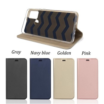 Honor 9A Case Leather Book Flip Cover for Huawei Honor 9A 9a Case Magnetic Ultra Thin Wallet Stand Holder