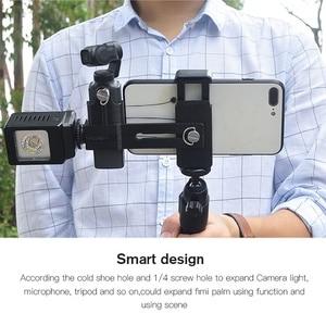 Image 3 - FIMI PALM uchwyt do statywu zestawy kardana ręczna uchwyt na telefon Selfie drążek teleskopowy do FIMI PALM akcesoria do aparatu