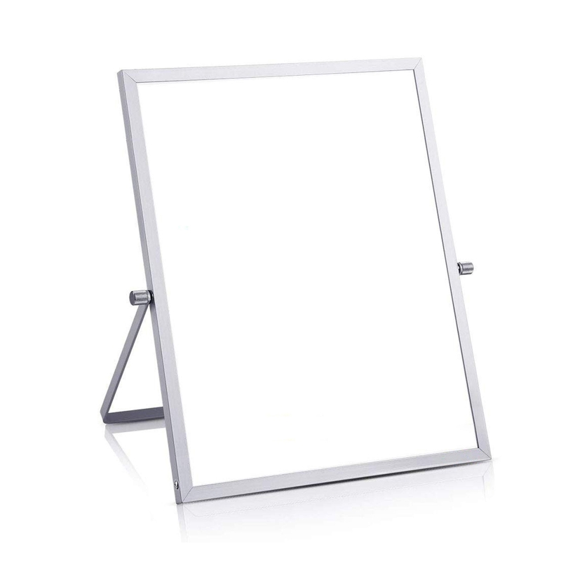 Small Magnetic White Board for Desk 10\