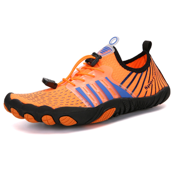 Crib Shoes For Men Five Fingers Barefoot Beach Shoe Outdoor Swimming Socks Quick Dry Aqua Women upstream shoes