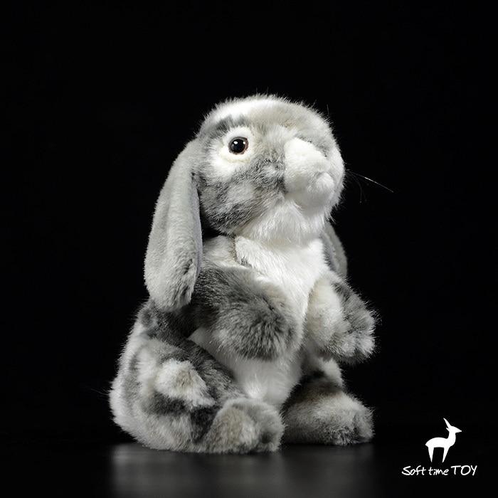 dormir boneca de pelucia animais de pelucia bonito macio realista coelho aniversario pelucia nijntje knuffel kawaii